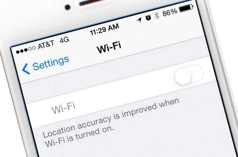 """не работает вайфай iPhone 6 Plus в Броварах, СЦ """"ПК-Партнер"""""""