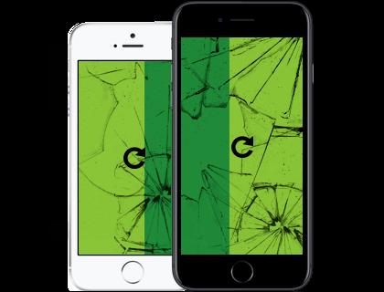 """Замена экрана iPhone 8 в Броварах, СЦ """"ПК-Партнер"""""""