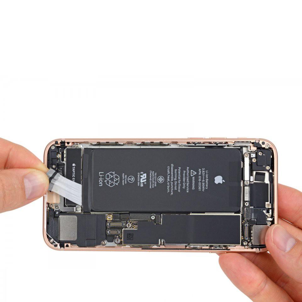 "Замена аккумулятора iPhone 8 plus в Броварах, СЦ ""ПК-Партнер"""