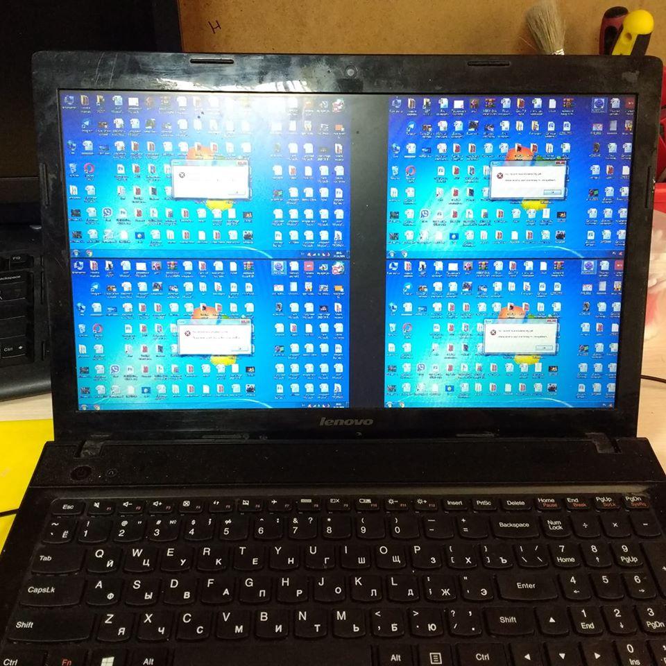 Установка виндовс и ремонт ноутбуков в броварах