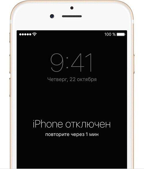 Разблокировка Iphone 7 Бровары