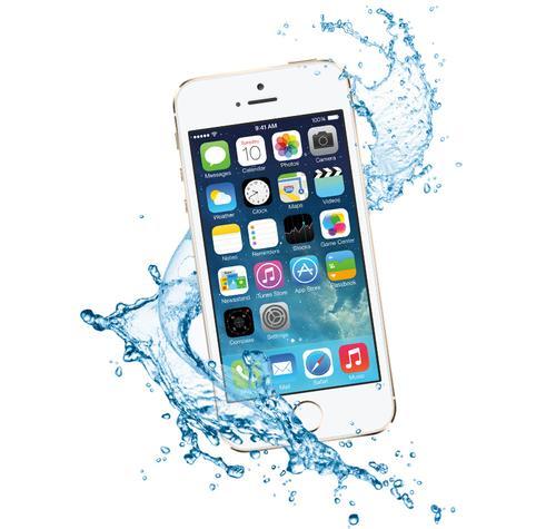 Ремонт Iphone 7 после воды
