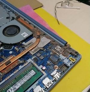 Чистка ноутбука в броварах