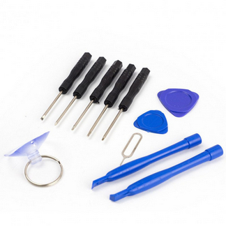 инструменты для разбора и ремонта iphone 7