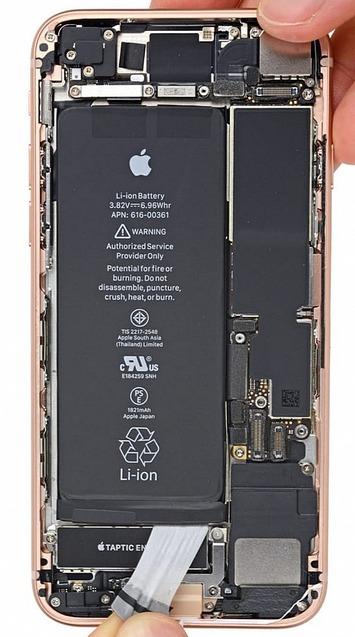 установить новый экран iphone 8 plus бровары