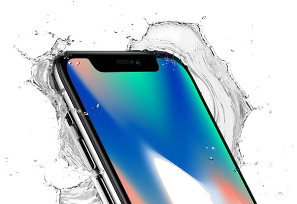 восстановление после воды iPhone X бровары