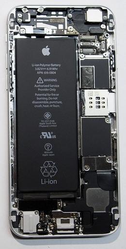 заменить дисплей iPhone 5s бровары