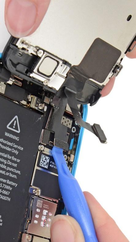 ремонт заменить экран iPhone 5c бровары