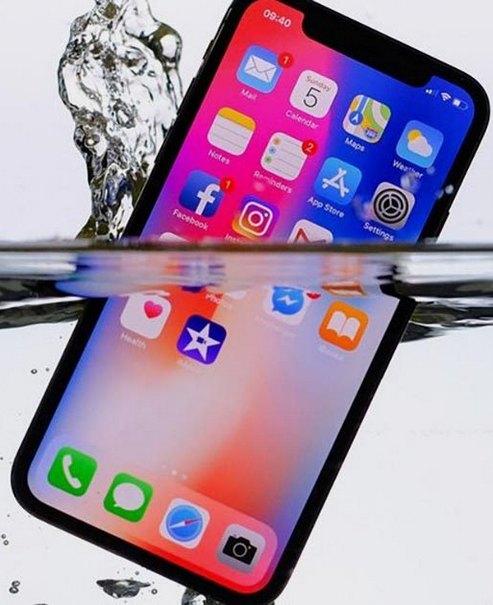 восстановление от воды iPhone 6s бровары