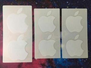 Епл наклейки для чего они нужны