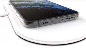 Как выглядит айфон без разъёма под зарядку