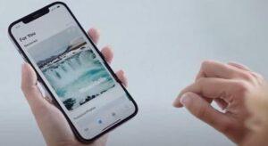 Создание видео в айфон