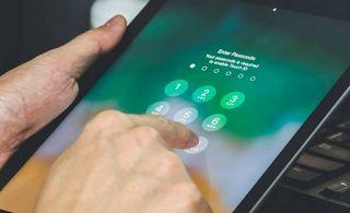 как восстановить пароль от планшета